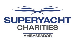 Superyacht charities ambassador