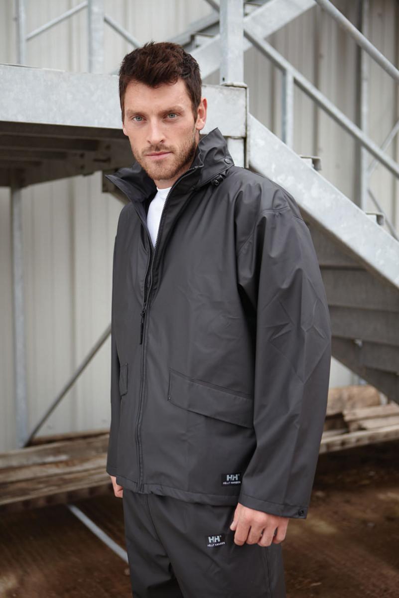 helly hansen voss waterproof jacket taylor made designs. Black Bedroom Furniture Sets. Home Design Ideas