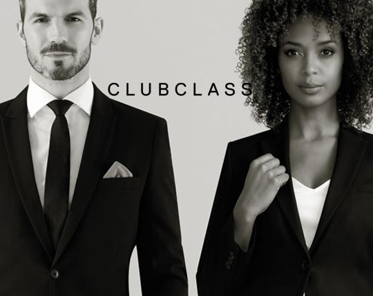 Club Class Brochure