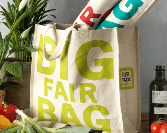 FAIR TRADE BAGS AND MERCHANDISE