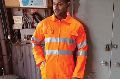 high vis uniforms