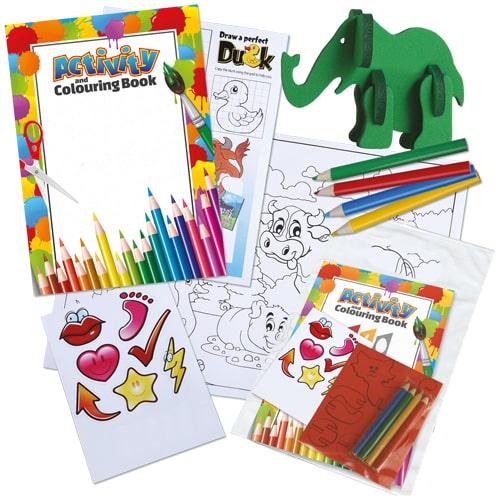 Kid's Activity Pack