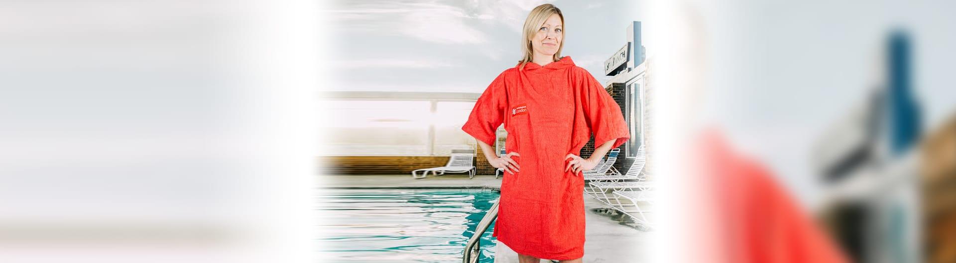 Swim London Branded Merchandise