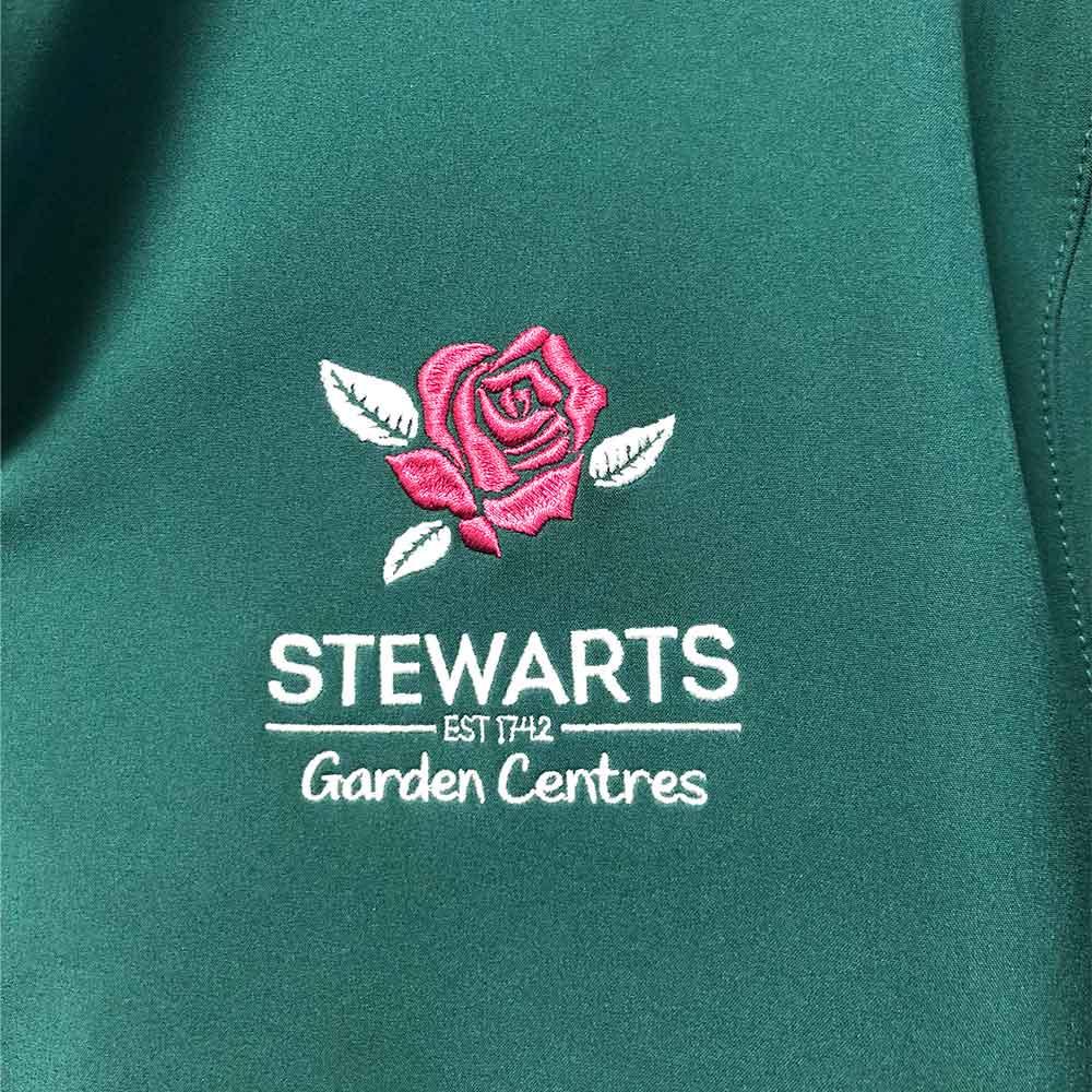 Stewarts Garden Centres clothing