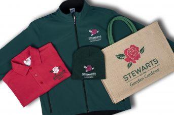 Stewarts Garden Centres Product Flatlay