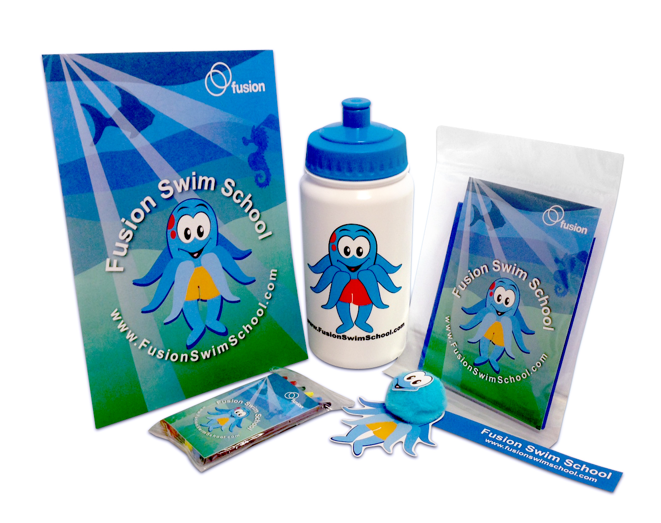 Swim packs taylor made designs for Pack swimming