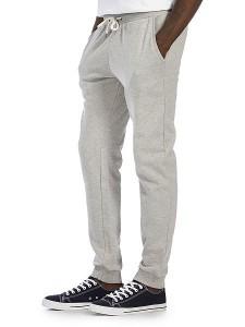 TMD Slim Fit Track Pants Grey