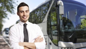 Tour Bus and Bus Drivers