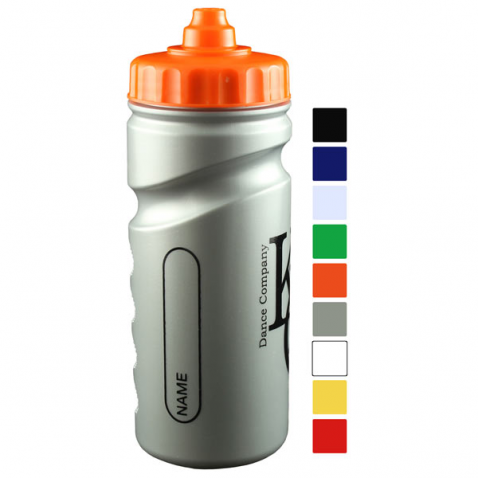 Printed Sports Water Bottle 500ml Taylor Made Designs