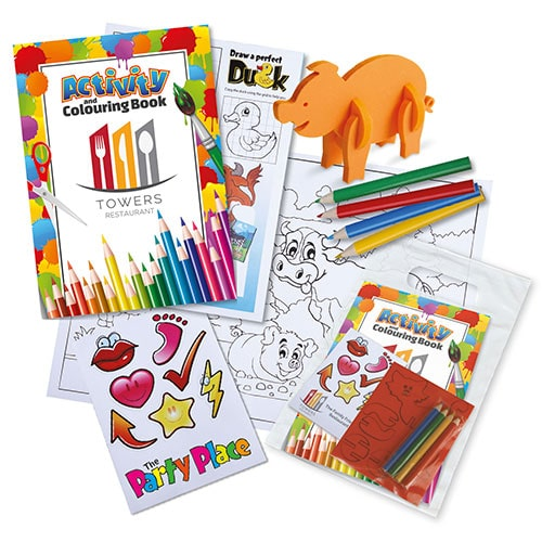 Children's Activity Pack