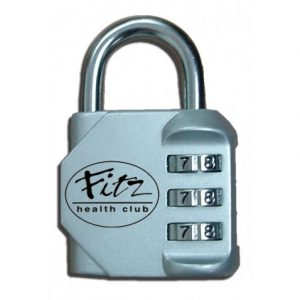 Combination Locker Padlocks