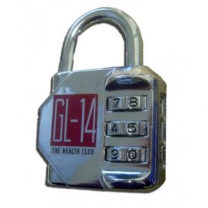 Plain Combination Locker Padlocks
