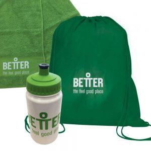 Gym Membership Starter Packs