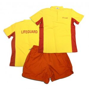 Lifeguard Uniform