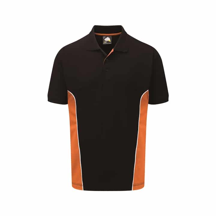 Orn Two Tone Polo Shirt Taylor Made Designs