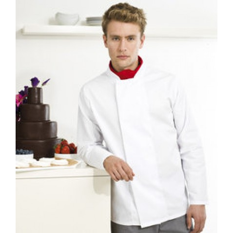 Premier Unisex *Ambassador* Short Sleeve Chefs Jacket