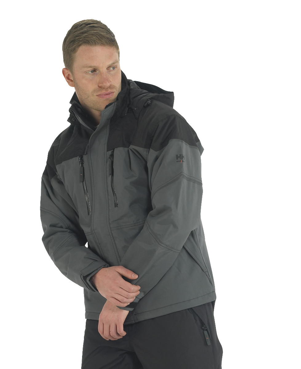 helly hansen kiruna jacket taylor made designs. Black Bedroom Furniture Sets. Home Design Ideas
