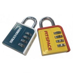 Bespoke Combination Locker Padlocks