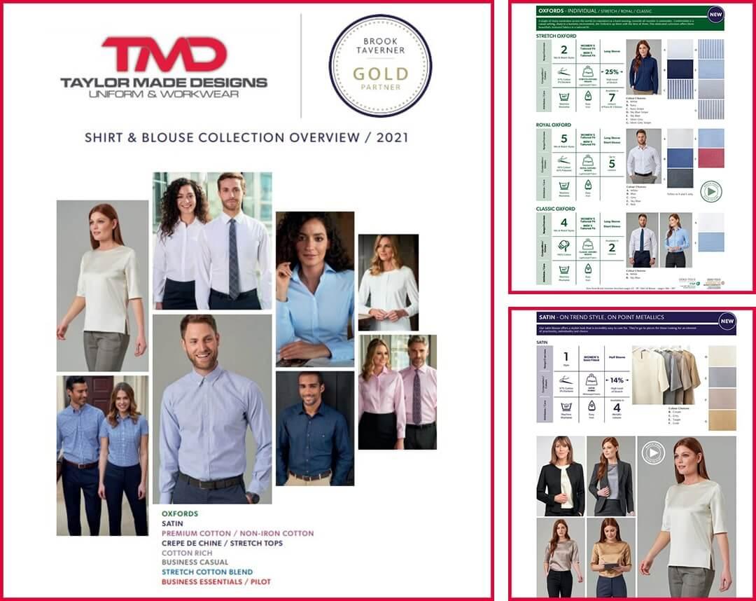 Shirt and Blouse Catalogue