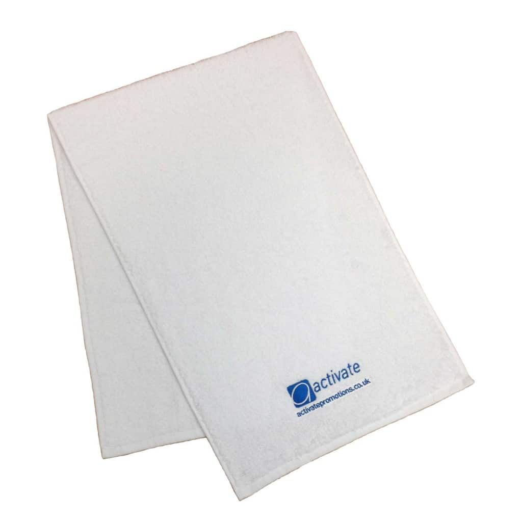 Best Gym Workout Towels: White Gym Workout Towels